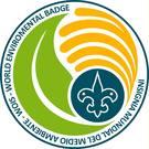 Wois-World enviromental badge